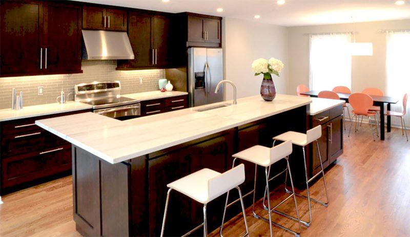 Espresso Shaker | NECS New England Cabinets and Stone